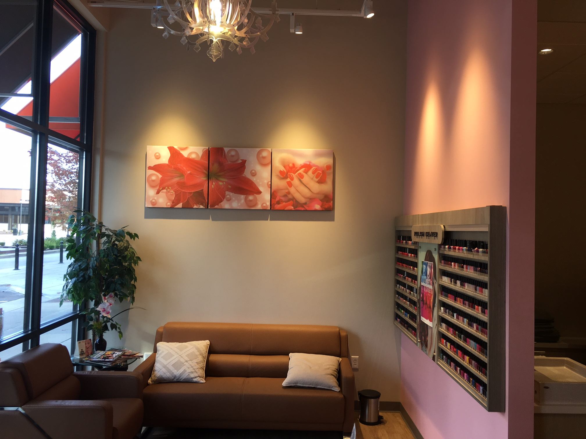 Superior building group think pink nail spa streets for 24 hour nail salon philadelphia
